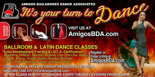 Amigos Bailadores Dance Classes