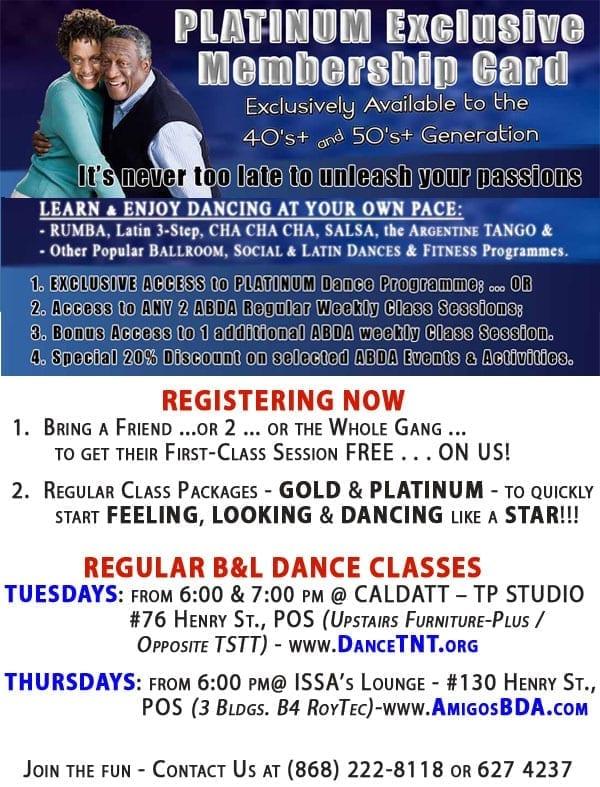 ABDA Ballroom & Latin Dance Crash-Course