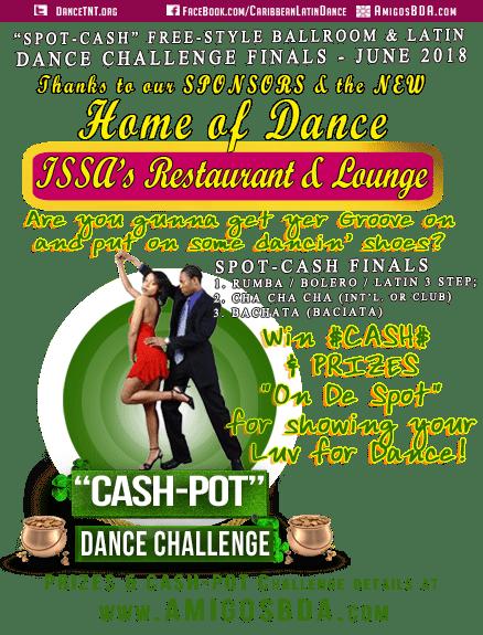 Spot-Cash Ballroom & Latin Dance Challenge Finals