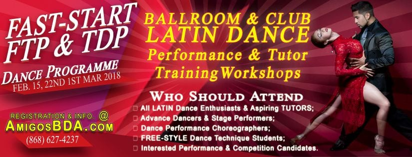 FAST-TRACK Performance (FTP) Dance Workshop