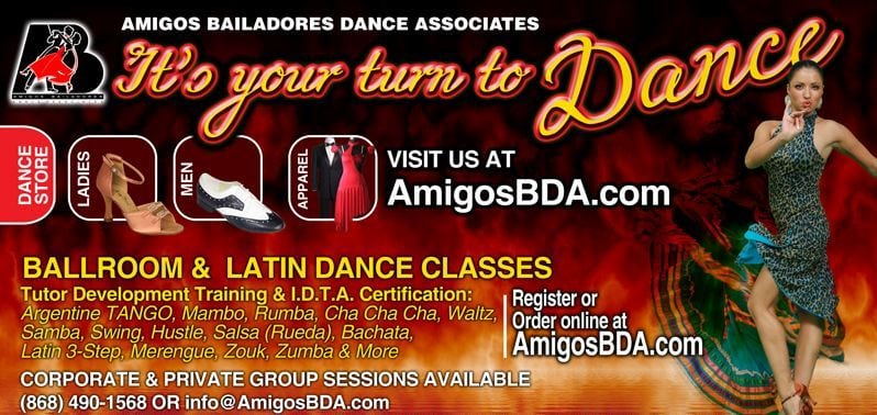 Amigos Bailadores Ballroom & Latin Dance Program