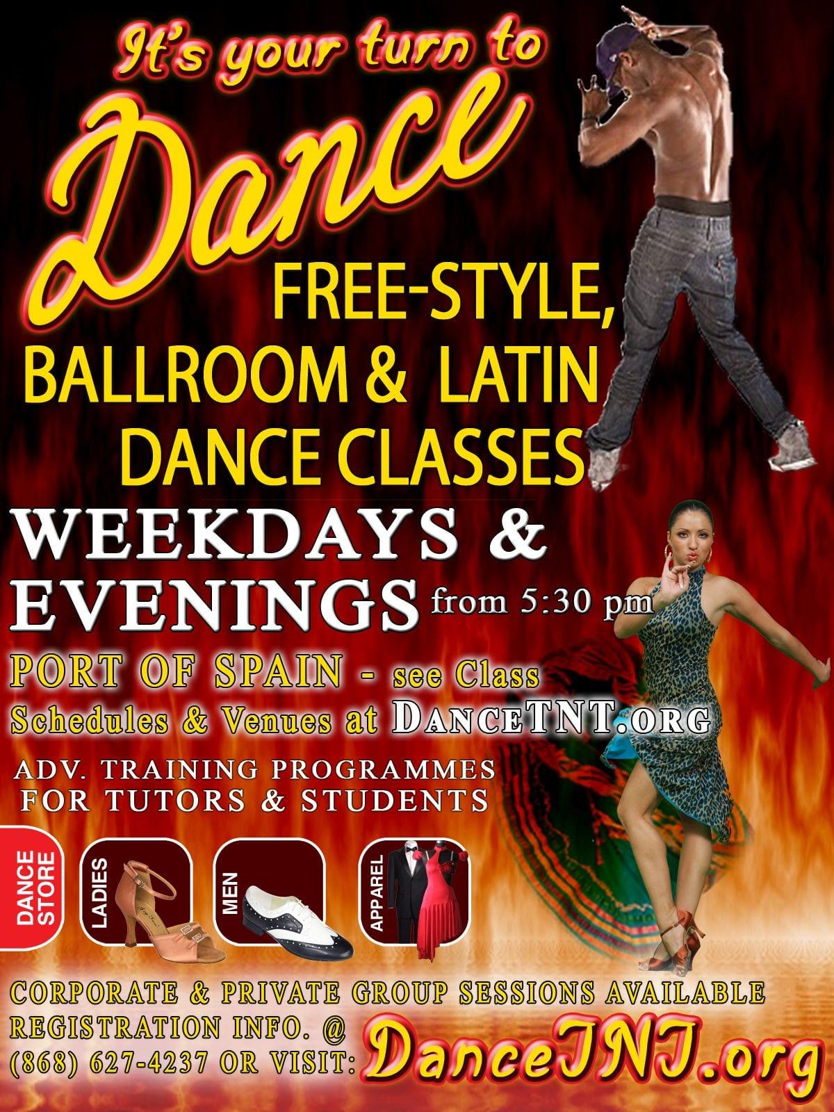ABDA Ballroom & Latin Dance Classes