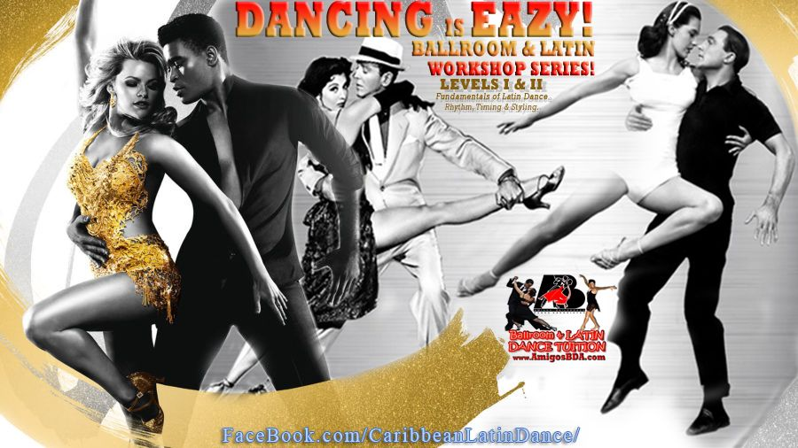 Salsa, Kizomba & Bachata Crash-Course (CC) Dance Workshops - www.AmigosBDA.com